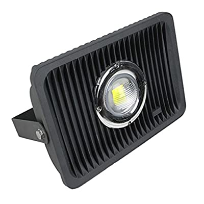 Zesol 70w LED FloodLight AC85-265V Cool White 3 Years Warranty IP65 Waterproof