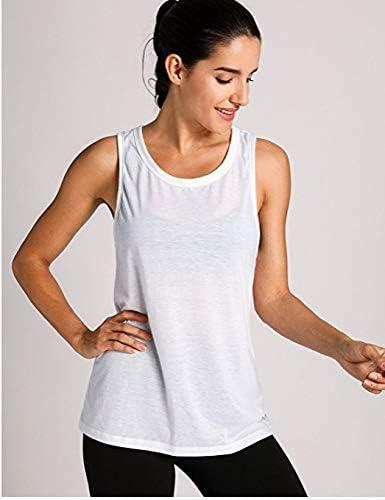Psanfeng Camisas y Camisetas Chaleco de Yoga sin Espalda para Mujer - Camisa Deportiva sin Mangas Camisa Deportiva Chaleco Deportivo: Amazon.es: Deportes y aire libre