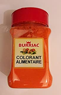 colorant alimentaire 230 grs - Colorant Safran