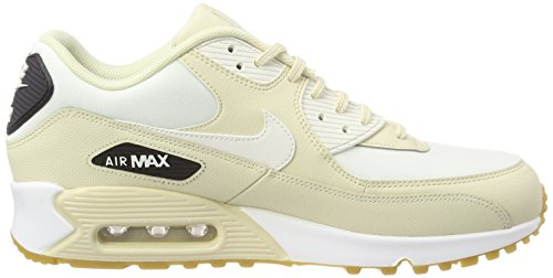 Air Max Donna Scarpe 90 Black Running Light Fossil Beige Gum Sail NIKE Br RdWcTR