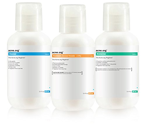 Acne org Regimen Complete Treatment Travel product image
