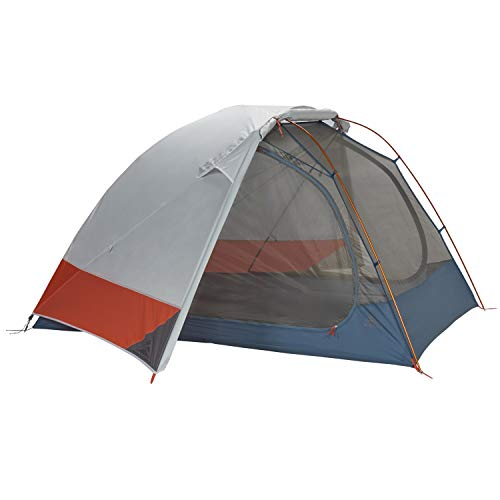 Kelty Dirt Motel 3 Person Lightweight Backpacking and Camping Tent (2019 - Updated Version of Kelty TN tent) - 2 Vestibule Freestanding Design - Stargazing Fly, DAC Poles, Stuff Sack -