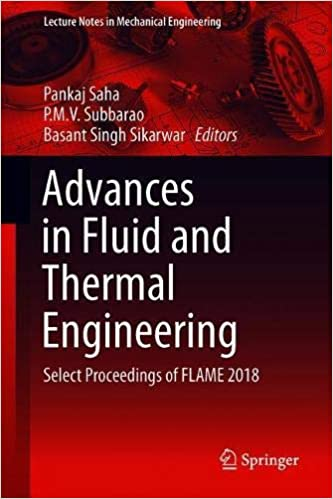 Advances in Fluid and Thermal Engineering: Select Proceedings of