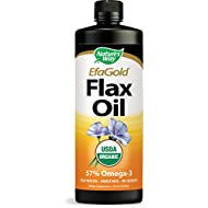 Nature's Way Flax Oil, 24 Ounce
