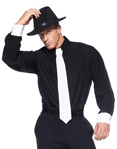 Men's Mobster Costume - Shirt