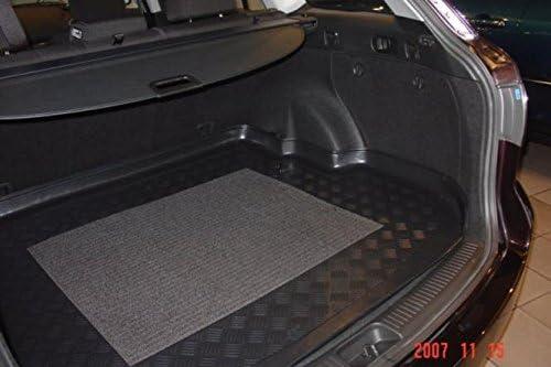 Kofferraumwanne mit Anti-Rutsch passend f/ür Mazda 6 Sport Kombi 06//2002-2008 Breite 138cm x L/änge 104cm