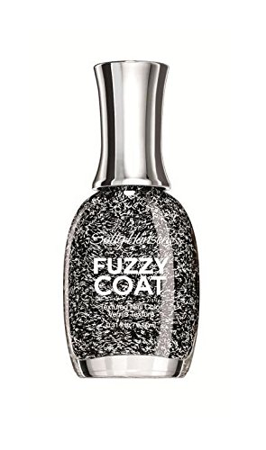 [SALLY HANSEN Fuzzy Coat Special Effect Textured Nail Color - Tweedy] (Special Effects Makeup Supplies)