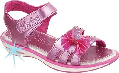 attractivefashion cute most fashionable Amazon.com | Skechers Girls' Twinkle Toes Sungazer Sandal ...