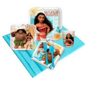 Disney Moana Party Supplies Guests product image