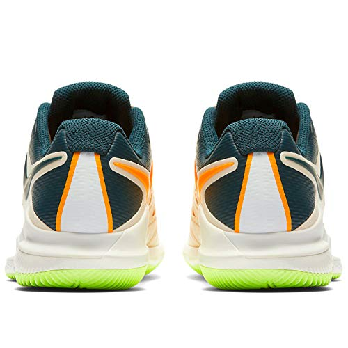 Femme Multicolore WMNS Air Spruce Guava de Ice Chaussures Tennis Peel Vapor NIKE X 802 orange Midnight HC Zoom zvqngzAxw