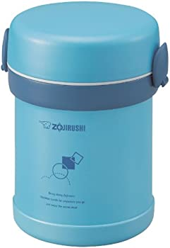 Zojirushi SL-MEE07AB Ms.Bento Stainless Lunch Jar