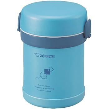 Zojirushi SL-MEE07AB Ms. Bento Stainless Lunch Jar, Aqua Blue, One Size