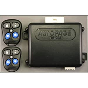 AutoPage Remote Car Starter with Keyless Entry - C3-RS603
