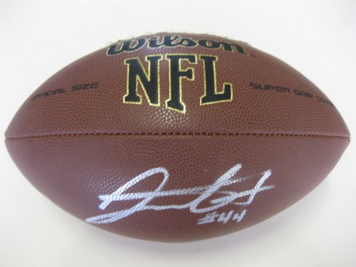 Jahvid Best Detroit Lions, Cal Bears, Signed,autographed, NFL Football, a COA with the Proof Photo of Jahvid...