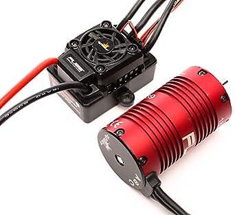 Dynamite 1//16 scale radio//esc and motor combo