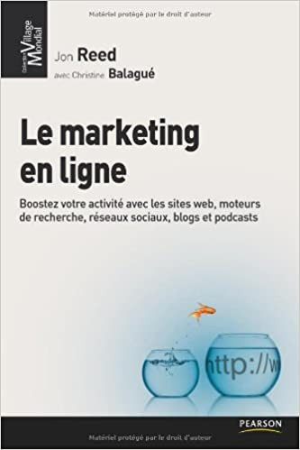 Amazon Fr Le Marketing En Ligne Jon Reed Chrisitne