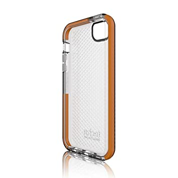 the best attitude 37aee ee365 Tech21 Impact Check Case for Apple iPhone 5/5S - Clear