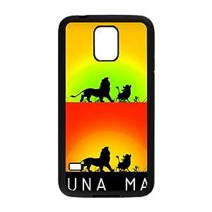 Hakuna Matata Cell Phone Case for Samsung Galaxy S5