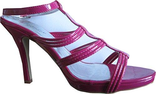 Andrea femme pour Cyclamen Sandaletten Conti Sandales q7rxFwAZq