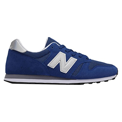 Blue Suede Trainers (New Balance Mens 373 Blue Suede Trainers 8 US)