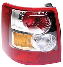 Genuine Land Rover XFB500450 Driver Side Tail Light for Range Rover Sport