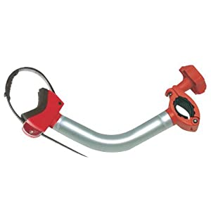 Fiamma 136/524-3 Bike Block Pro 2 Porte-vélos pour camping-car Rouge