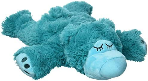 Warmies® Sleepy Bear türkis: Stofftier mit Lavendel-Füllung: Amazon ...