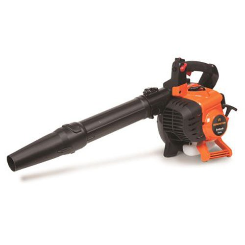 Remington RM2BL Ambush 27cc 2-Cycle 2-in-1 Handheld Gas Powered Leaf Blower-Vac Capable-Full Crank-2 Stroke (Best Gas Powered Leaf Blower)