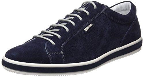Uomo amp;co Sneaker Ubk Blu blu Igi 11090 a8qw7dHIx
