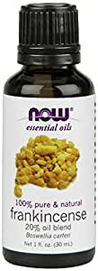 NOW  Frankincense 20% Essential Oil Blend, 1-Ounce