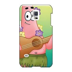 Samsung Galaxy S5 Mini UFf6949vwAc Support Personal Customs Stylish Patrick Music Pattern Perfect Hard Cell-phone Case -LauraAdamicska