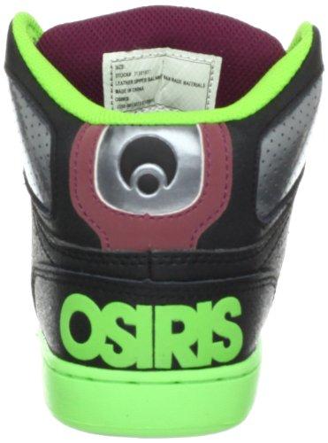Osiris - Zapatillas de deporte para hombre Gris gris 42 x6U8QB4