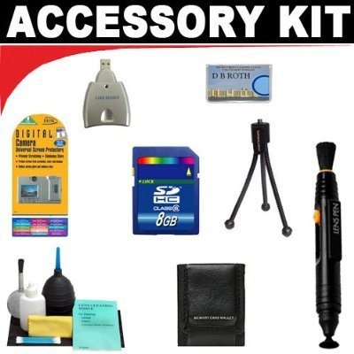 8GB Deluxe DB ROTH Accessory KitFor The RCA EZ300HD for sale  Delivered anywhere in USA