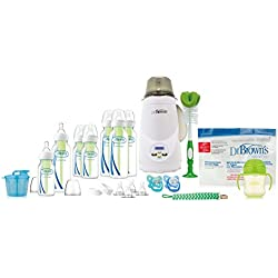 Dr. Brown's Baby Bottles BPA Free All in One Gift Set (Options Gift Set)