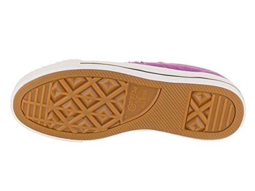 Unisex Violet White Skate Shoe Converse One Pro Star Icon White Ox dzCX87