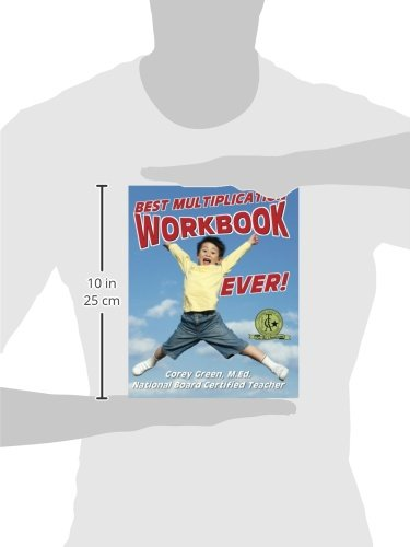 Amazon.com: Best Multiplication Workbook EVER! (9781934437032 ...