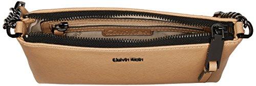 Item Crossbody Calvin Hayden Calvin Klein Key Klein Nude Saffiano qU7BOx