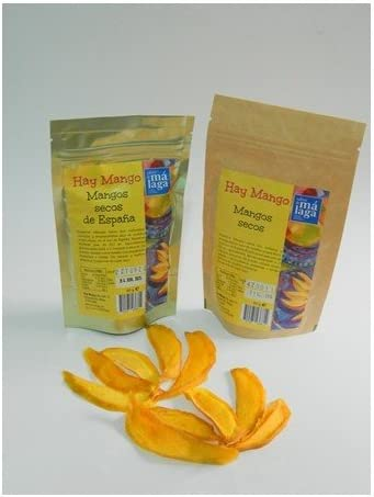 Mango deshidratado en tiras/tacos: Amazon.es: Alimentación y bebidas