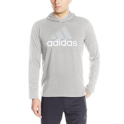 Cheap adidas Men's Badge Of Sport Long Sleeve Hoodie for sale