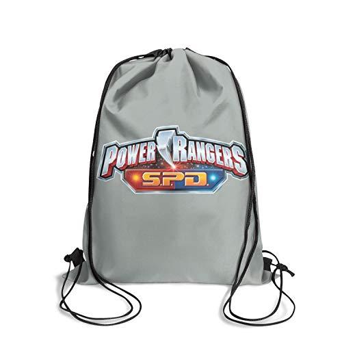 SINGKING Bags Dancing Teens Storage Power-Rangers-SPD- Drawstring Bags for Women & -