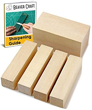 BeaverCraft Wood Blocks Set