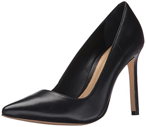 Schutz Women's Farrah Dress Pump, Black Summer Mestico, 6 M US by SCHUTZ