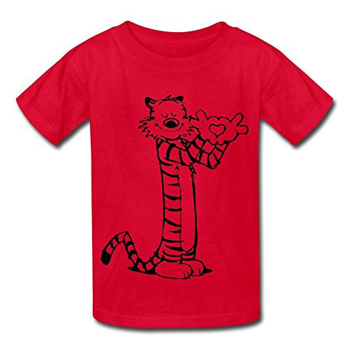 kids-boys-girls-tshirt-thomas-calvin-and-hobbes-tiger-comedy-heart-red-size-l