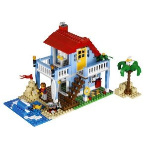 lego beach house - 4