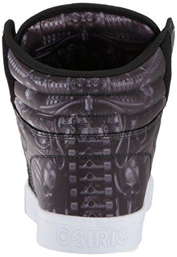 Huit Skate Mens Top Clone Alien Shoe Hi Osiris zAqYw1I