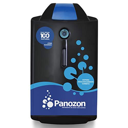 Ozonizador Panozon P+ 150 Para Piscinas Até 150.000 Litros Panozon Preto/azul