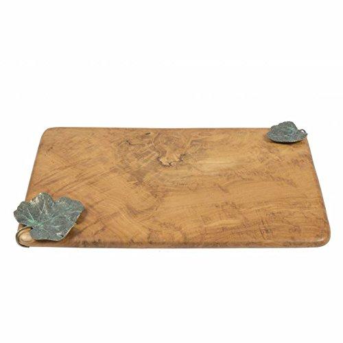 Leaf Wooden Tray