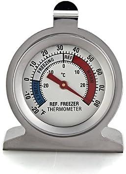 Termómetro para Refrigerador Congelador Nevera Frigorífico con ...