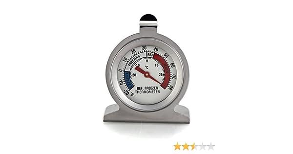 Sonline Termometro para Refrigerador Congelador Nevera Frigorifico ...