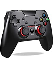 ESYWEN Controller for Switch, Wireless Pro Controller Switch Remote Controller Gamepad with Adjustable Turbo Dual Shock Gyro Axis, Compatible with Bluetooth